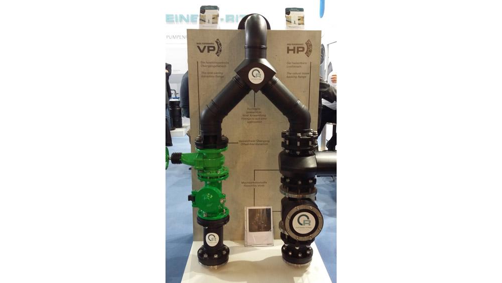Ingeniería y diseños de accesorios plásticos, Sewervac